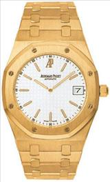 Audemars Piguet Royal Oak 18kt Yellow Gold Men's Watch
