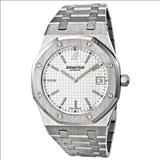 Audemars Piguet Royal Oak Steel Silver Men's Watch
