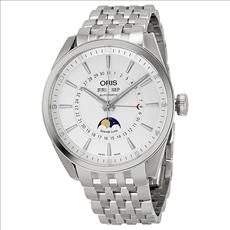 Oris Artix Complication Automatic Silver Dial Stainless Steel Men's Watch 01 915 7643 4051 07 8 21