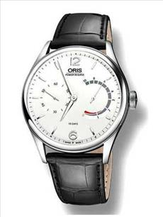 Oris Artelier Silver Dial Automatic Men's Watch