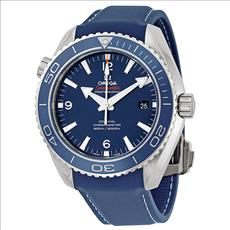 Omega Seamaster Planet Ocean 600 M Co-Axial Titanium Automatic Men's Watch