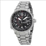 Citizen BJ7000-52E Nighthawk Stainless Steel Eco-Drive Watch