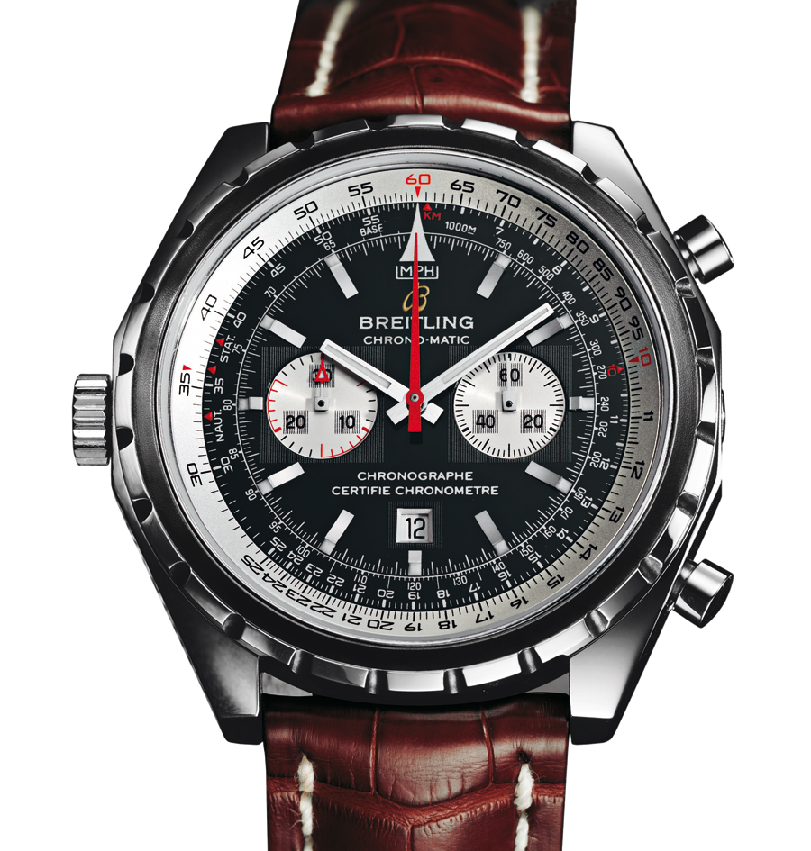 breitling chrono matic pictures reviews prices