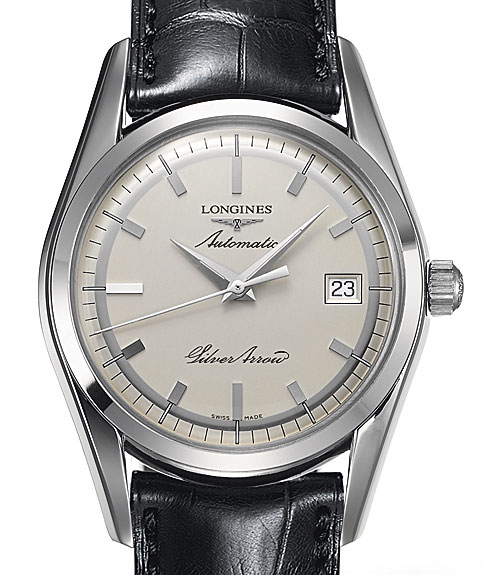 longines silver arrow pictures reviews prices
