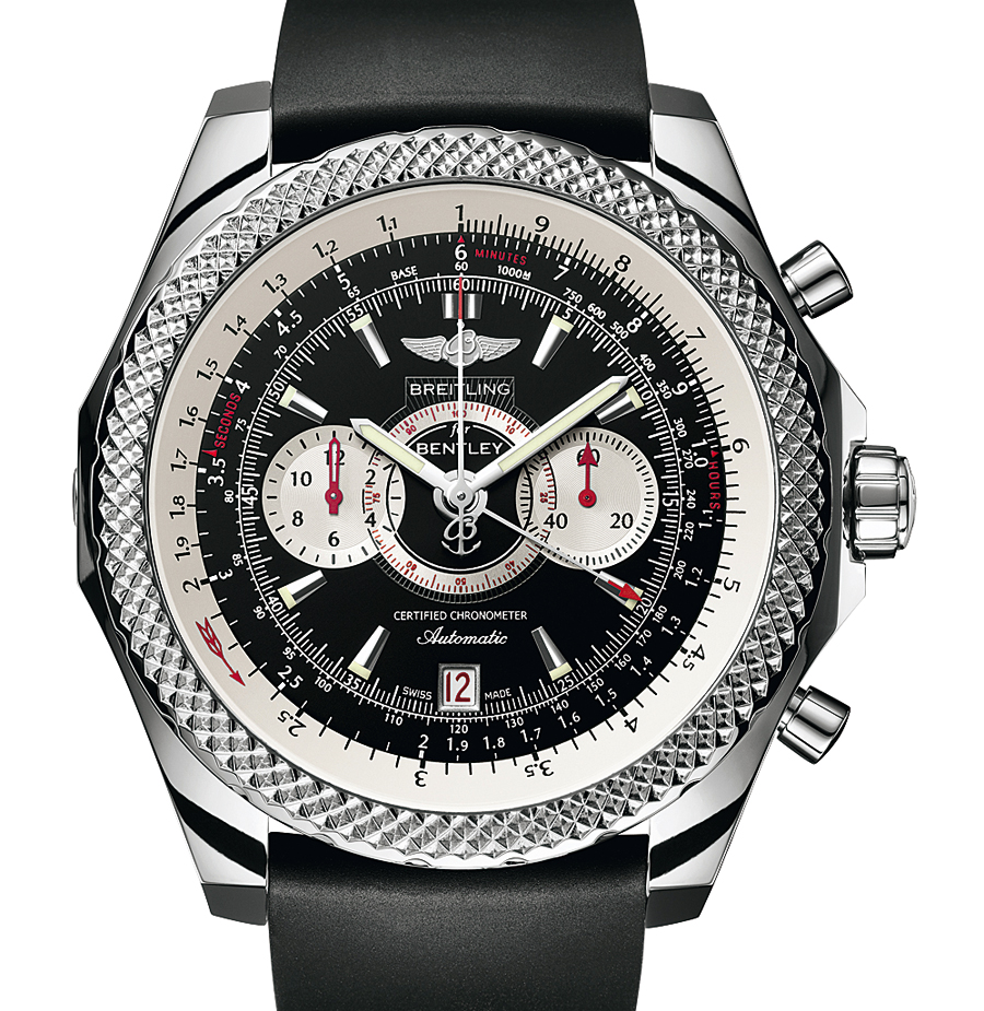 Breitling Bentley Supersport Watch, Pictures, Reviews