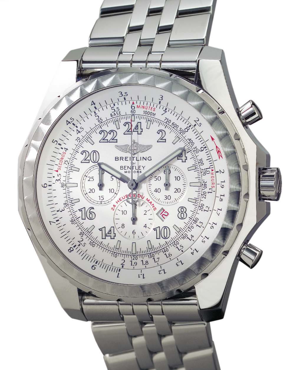 Breitling Bentley Le Mans Watch, Pictures, Reviews, Watch