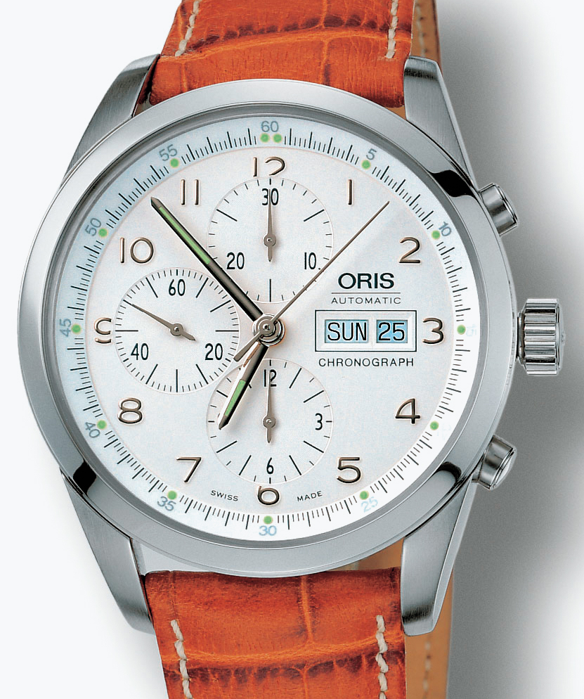 oris chronograph pictures reviews prices