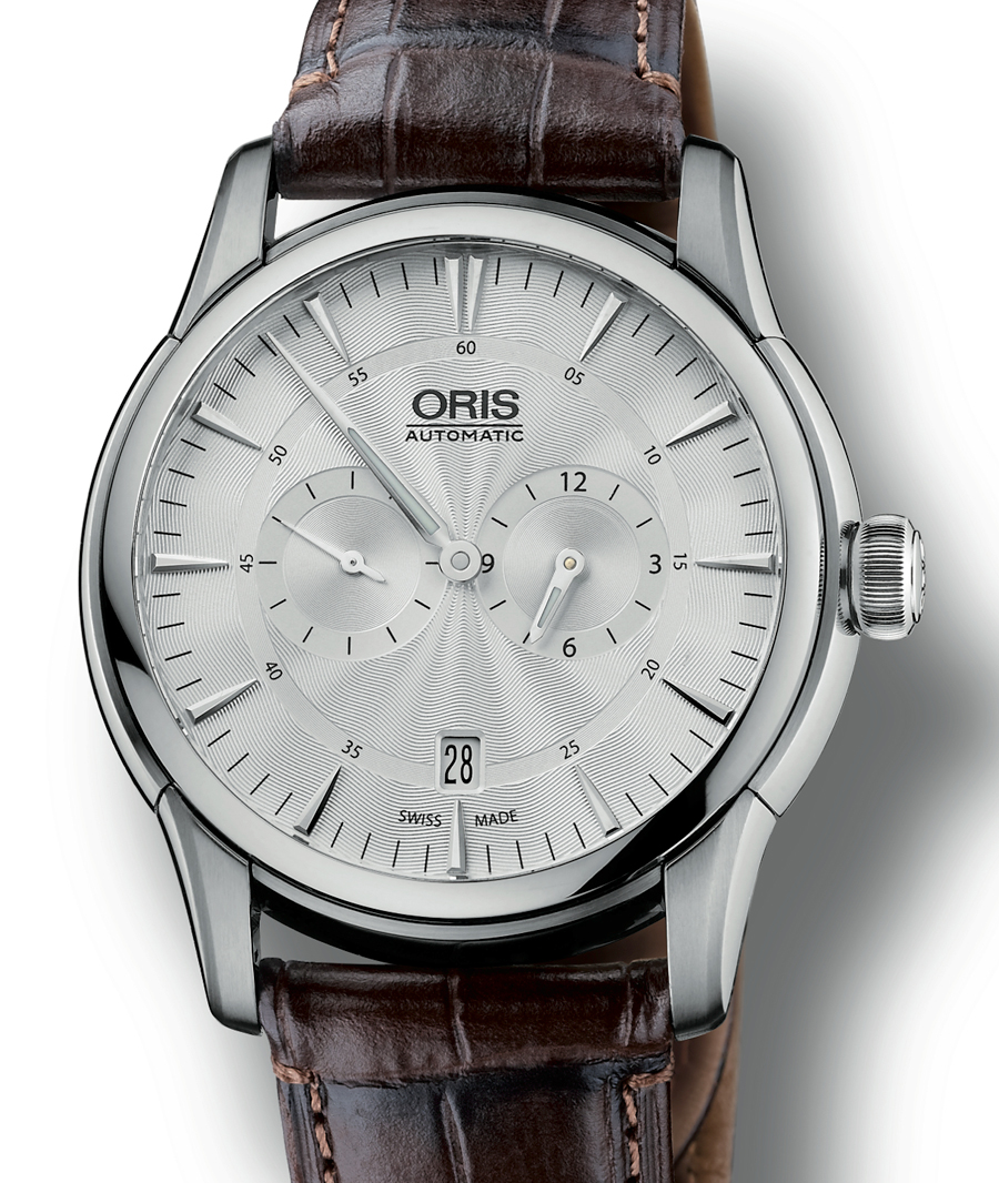 Oris Artelier Regulateur watch, pictures, reviews, watch ...