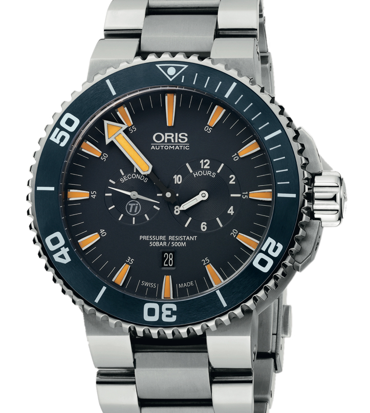 oris tubbataha limited edition pictures reviews