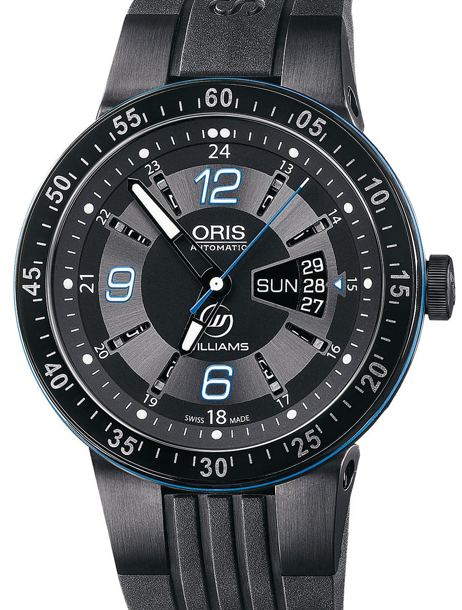 Oris Williams f1 Watch Oris Williams f1 Team Day Date