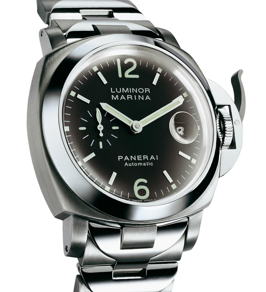 так душусь luminor panerai automatic watch price запрещено
