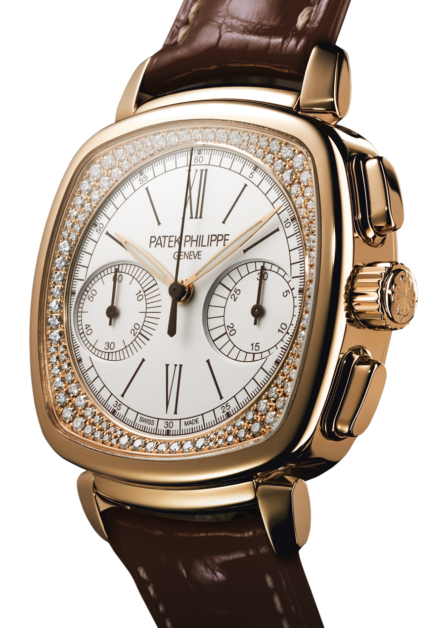 Ladies patek philippe complicated watches watches for Patek philippe women