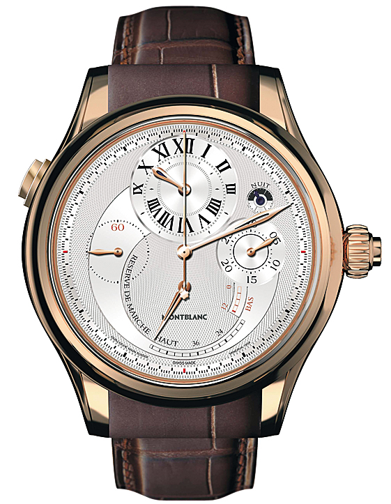 Mens MontBlanc Villeret Watches