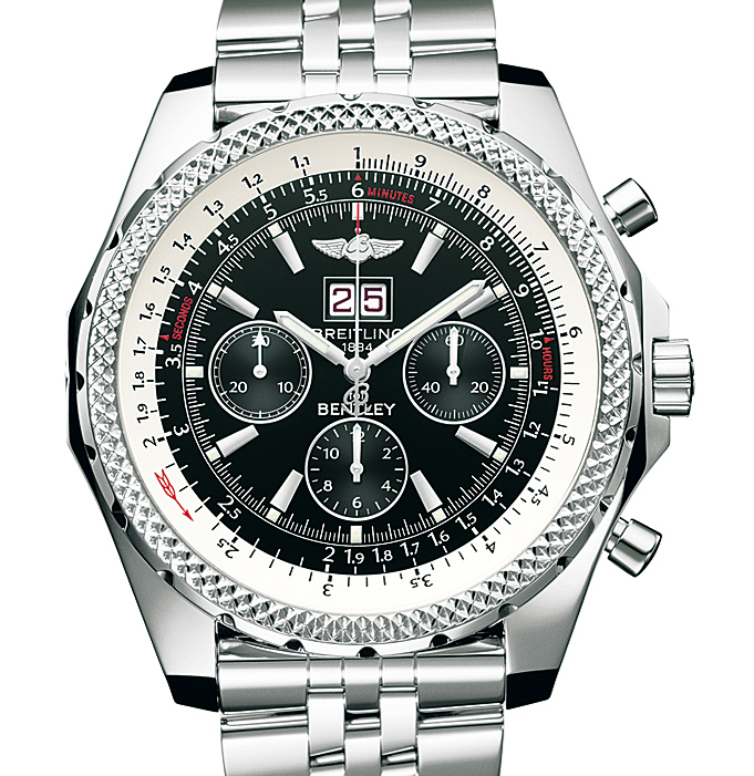 Breitling Bentley 6.75 Watch, Pictures, Reviews, Watch Prices