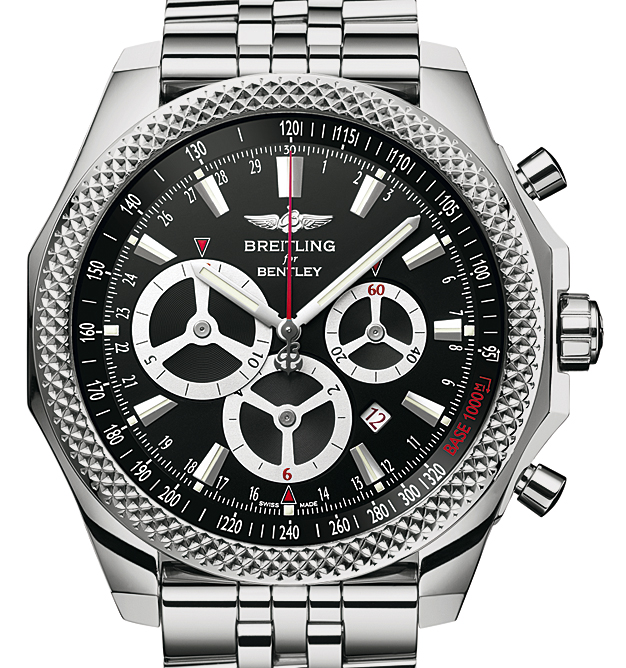 Breitling Bentley Barnato Racing Watch, Pictures, Reviews