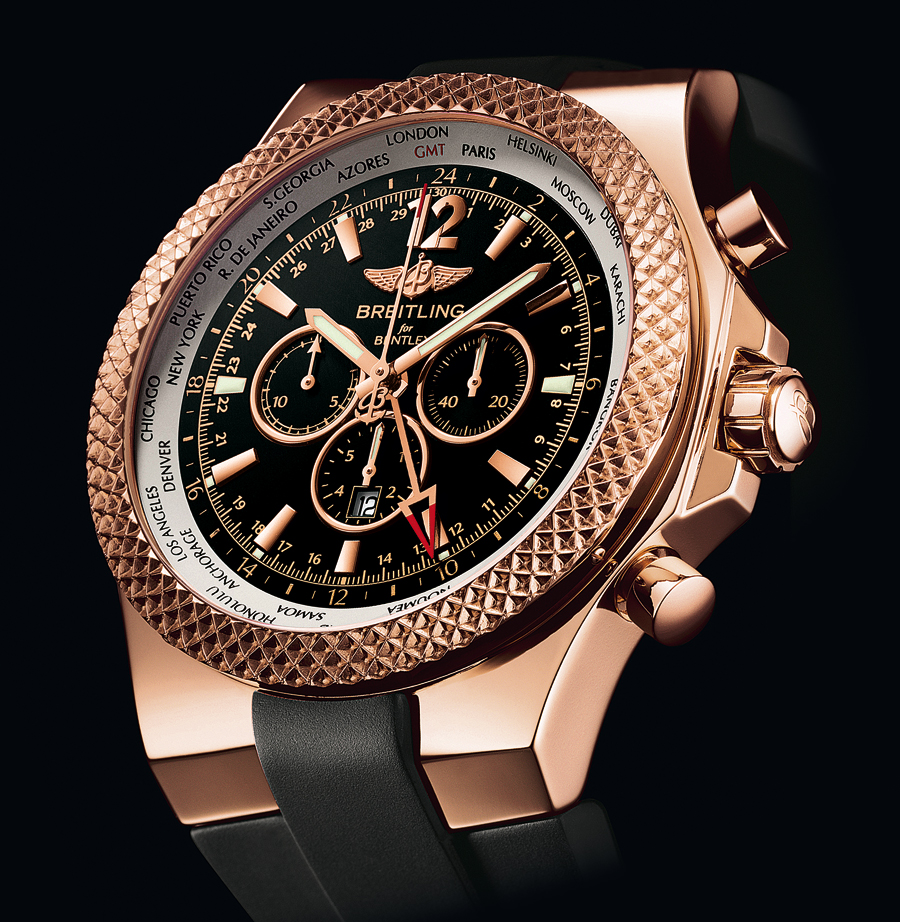 breitling bentley gmt pictures reviews prices