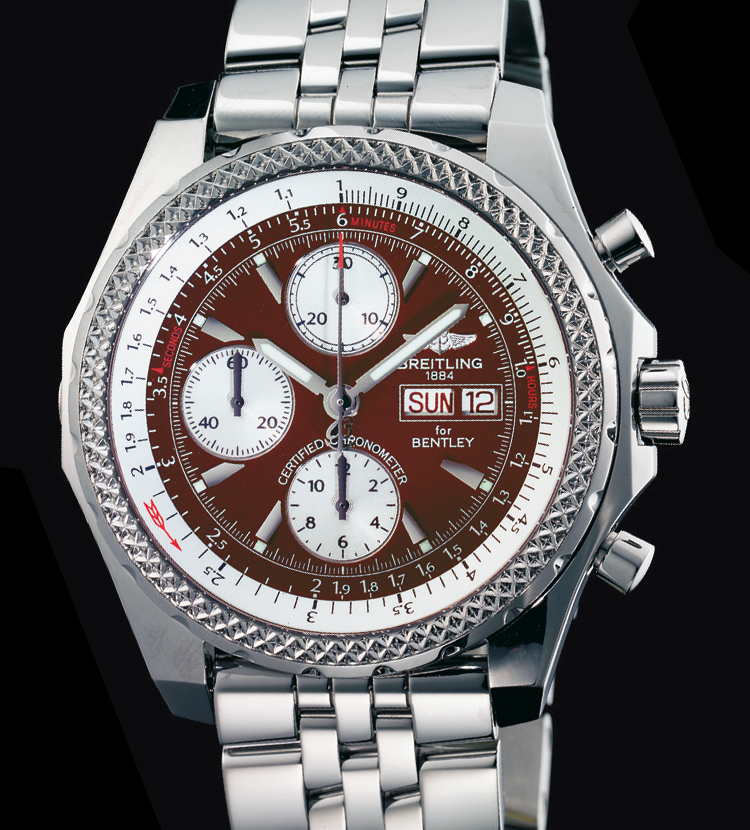 Breitling Bentley Gt Wristwatches: Breitling Bentley Gt Watch, Pictures, Reviews, Watch Prices