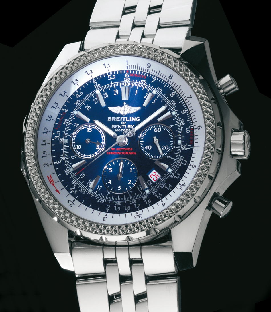 Breitling Bentley Motors Watch, Pictures, Reviews, Watch