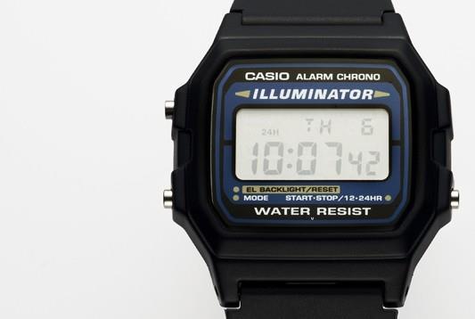 quality design 6c0cc 01e13 Casio Casio F105w-1A Illuminator Digital Watch watch ...