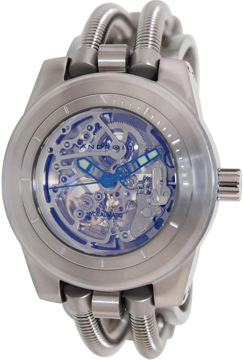 Android g7 hydraumatic skeleton automatic cuff watch ad520bs watch pictures reviews watch prices for Android watches