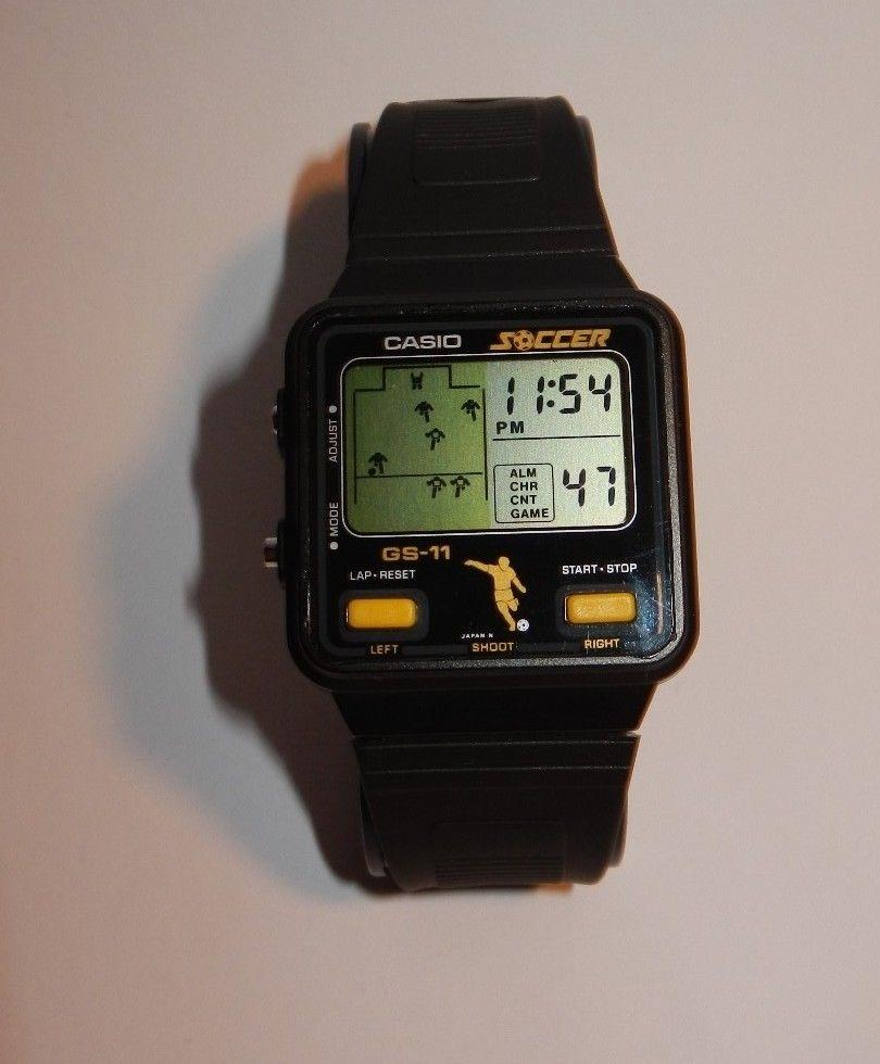 timers wound worn soccer watches