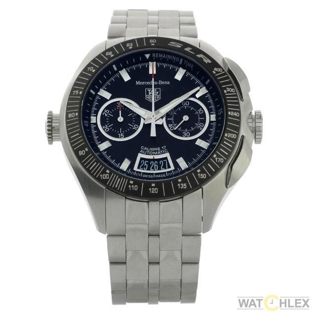 Tag heuer mercedes benz limited edition mens watch cag2111 for Mercedes benz tag heuer watch price