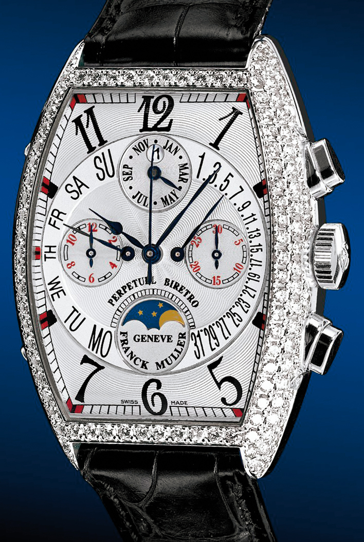 Franck Muller Master Of Complication watch, pictures ...